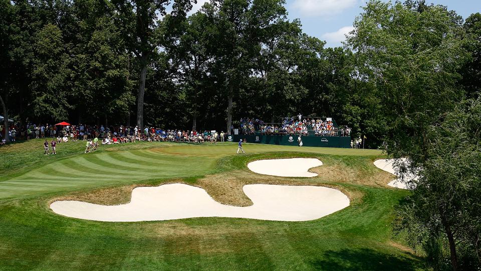 TPC Deere Run is home to the John Deere Classic, a late season staple on the PGA Tour.
