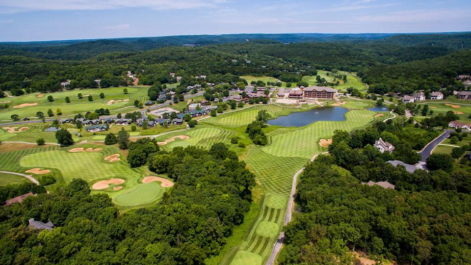 Old Kinderhook Golf Course at Lake of the Ozarks in Camdenton, Missouri