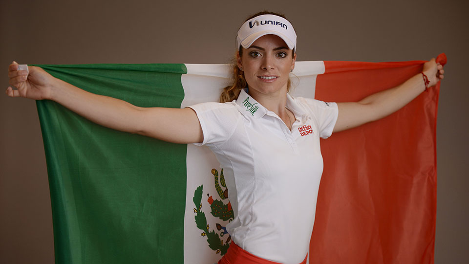 Gaby Lopez has focused all of her hard work on representing Mexico in the Olympic Games.