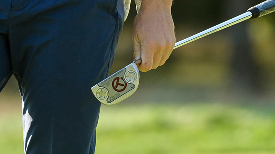 Rory McIlroy has put the Scotty Cameron M1 prototype in his bag at The Barclays this week.