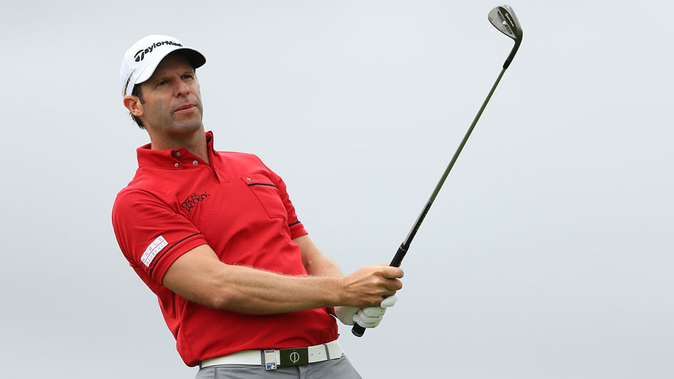 Bradley Dredge is a two-time winner on the European Tour, most recently in 2006.