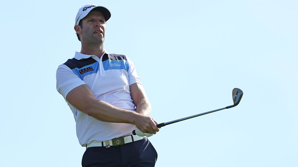 Welshman Bradley Dredge is a two-time winner on the European Tour, most recently in 2006.