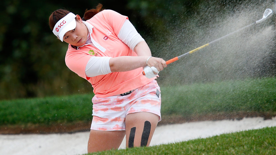 Ariya Jutanugarn isn't slowing down on the LPGA Tour.
