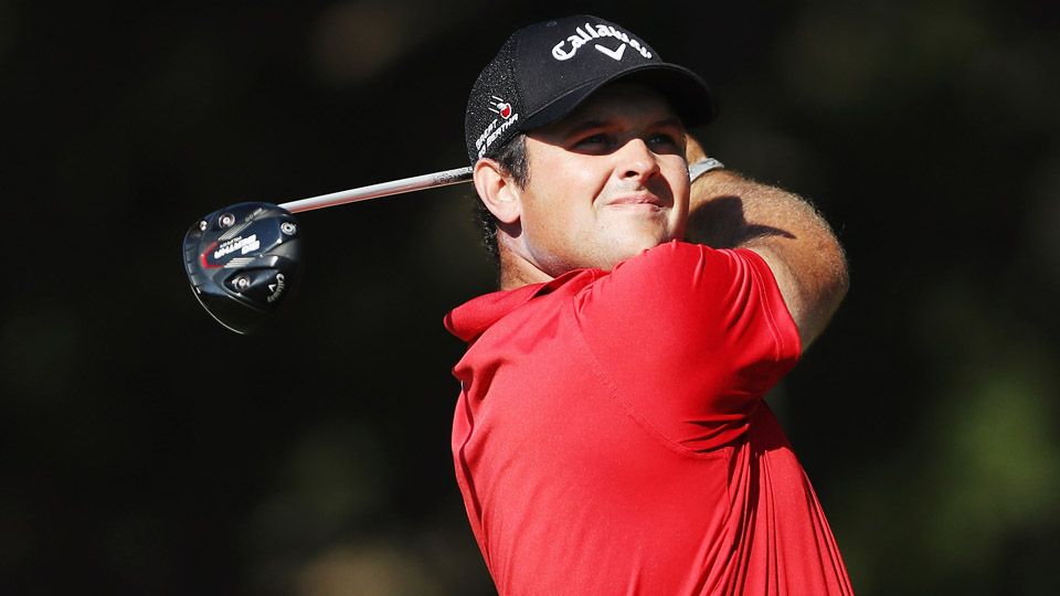 Patrick Reed caught Rickie Fowler and won The Barclays to open the FedEx Cup playoffs on Sunday at Bethpage Black. Reed's finish also secured his place on the 2016 Ryder Cup team.