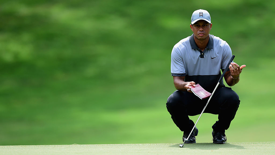 Tiger Woods return to the PGA Tour may come with a different brand of golf equipment.