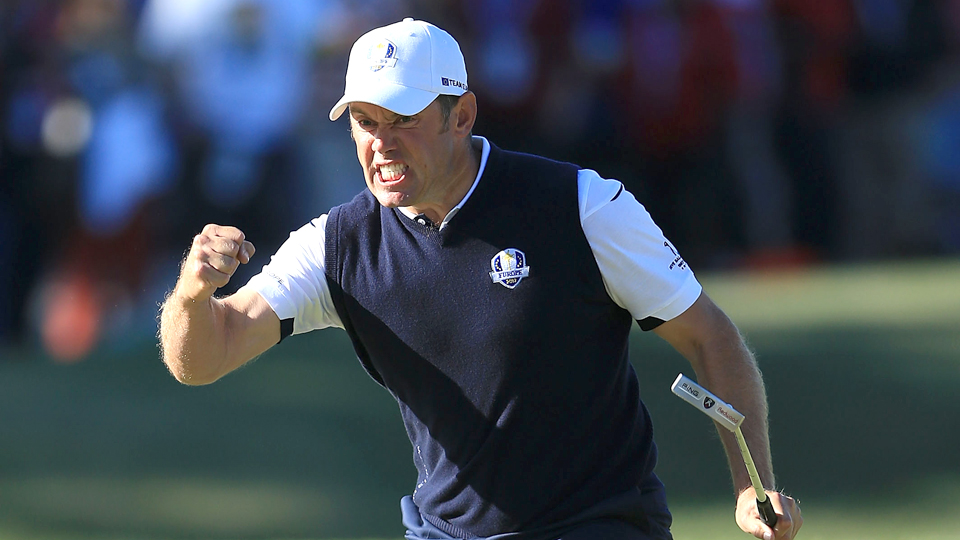 Lee Westwood, with 20 career Ryder Cup victories, has been a mainstay for the European team for years.
