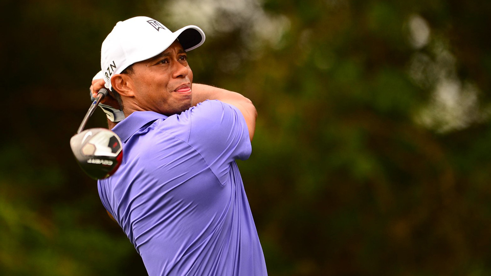 Tiger Woods was last paired to play with Phil Mickelson at the 2014 PGA Championship.
