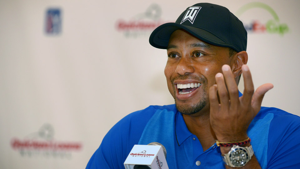 After more than a year without seeing Tiger Woods in a tournament, he plans to return for the Safeway Open in October.