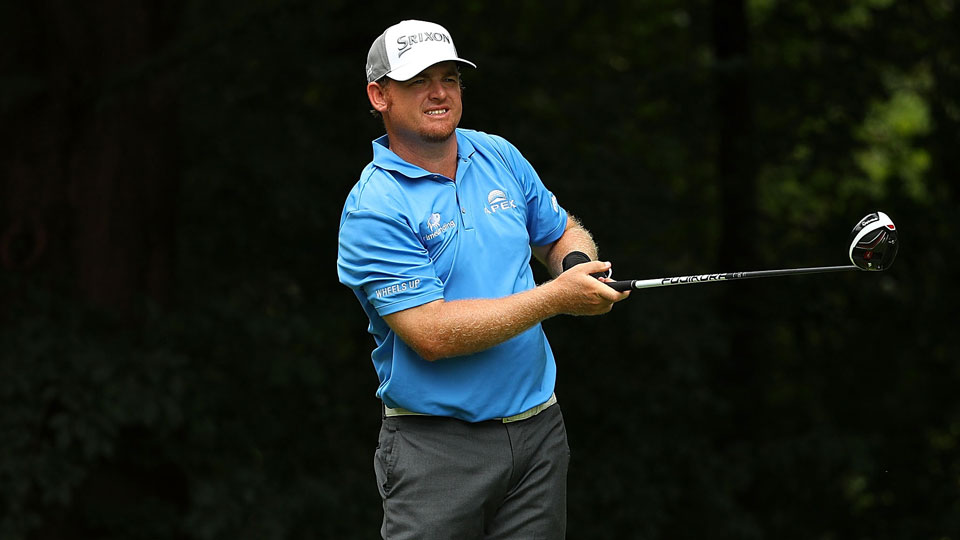 J.B. Holmes is one of several players vying for a Ryder Cup captain's pick at Crooked Stick this week.