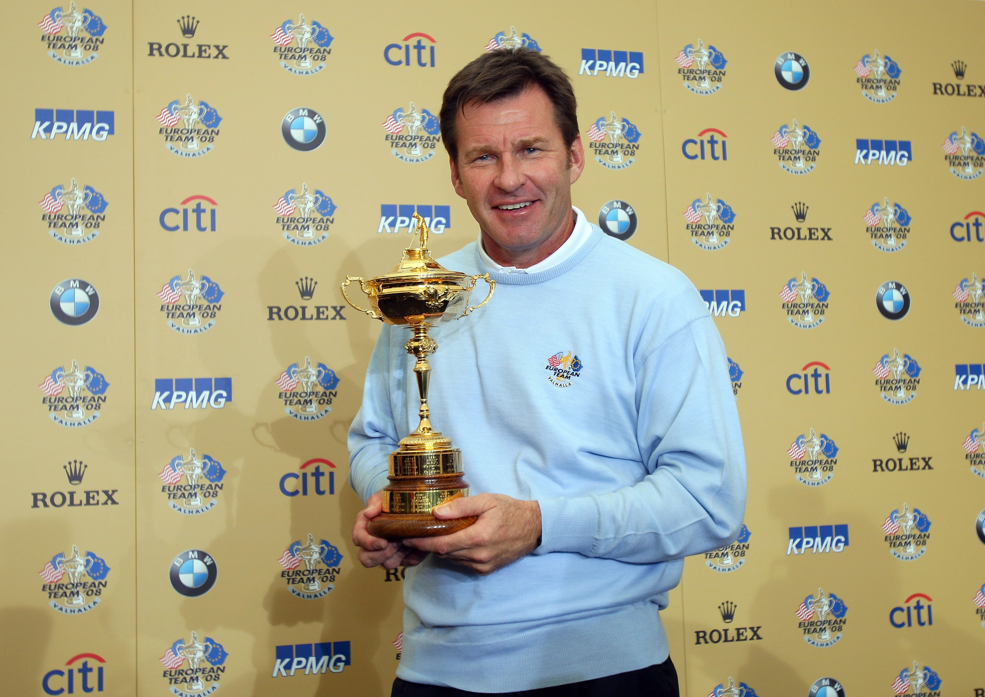 Sir Nick Faldo holds the record for the most Ryder Cup points with 25.