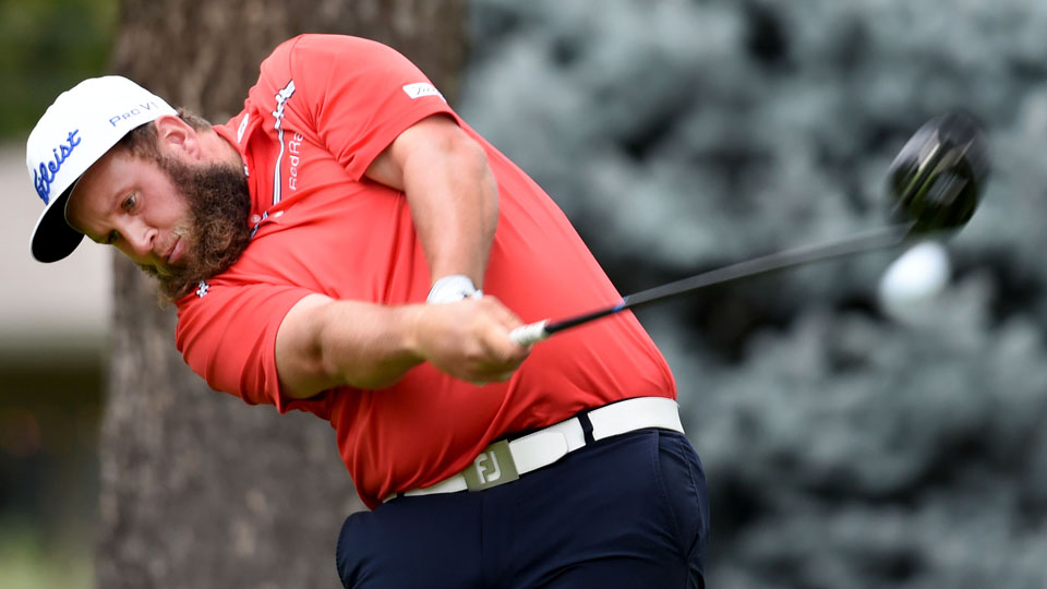 Andrew 'Beef' Johnston earned his PGA Tour card on Sunday.