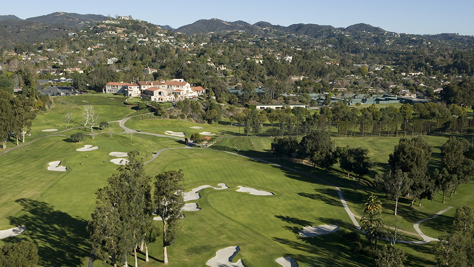 Riviera Country Club has been added to LA 2024's bid for the Olympic Games.