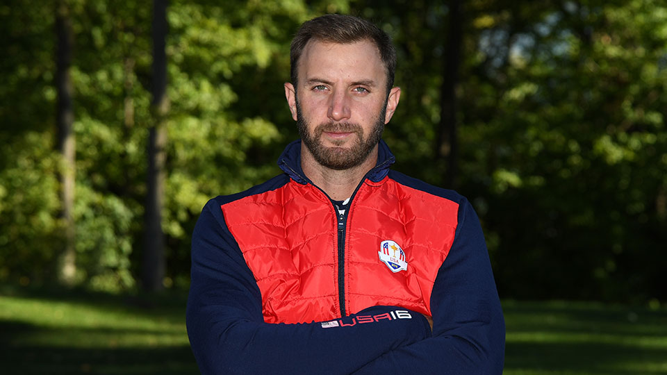 Dustin Johnson was named PGA of America's Player of the Year on Wednesday.