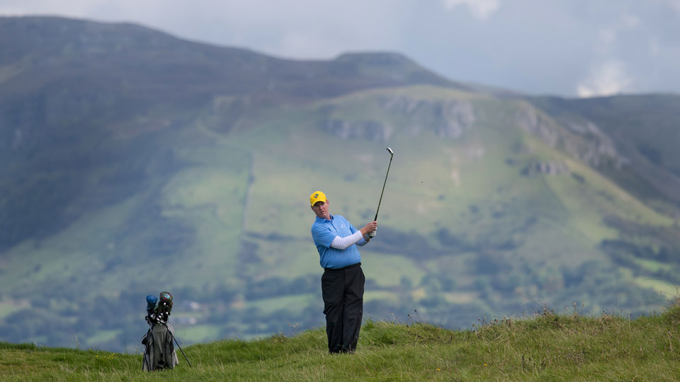 The western shores of Ireland offered the ideal setting for the inaugural event.