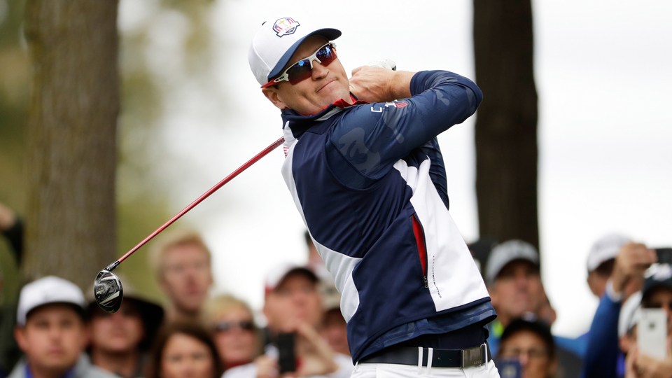 Zach Johnson just finished a season that saw him earn less money than any year since 2008.