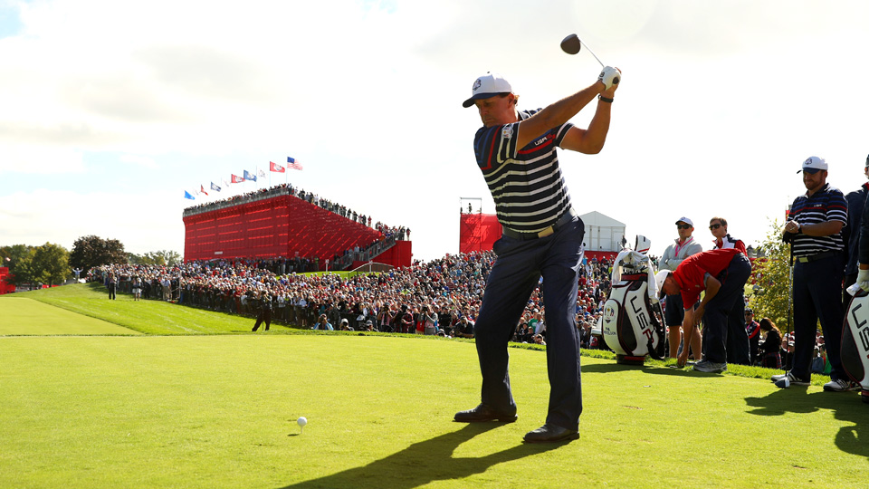 Is this Phil Mickelson's final Ryder Cup as a player? And if it is, will he make the most of it?