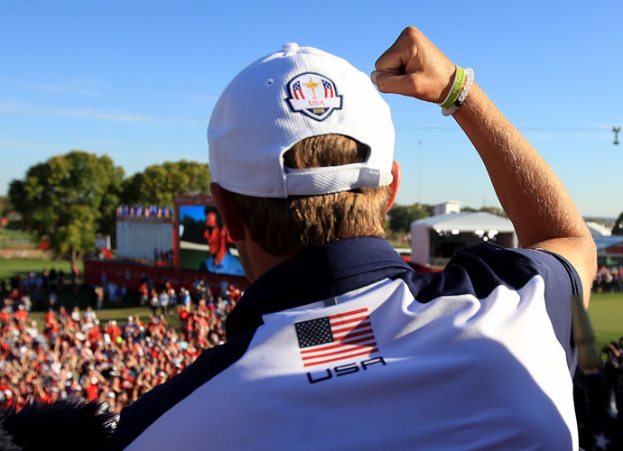 Jordan Spieth will likely be a fixture of the U.S. Ryder Cup team for years to come.