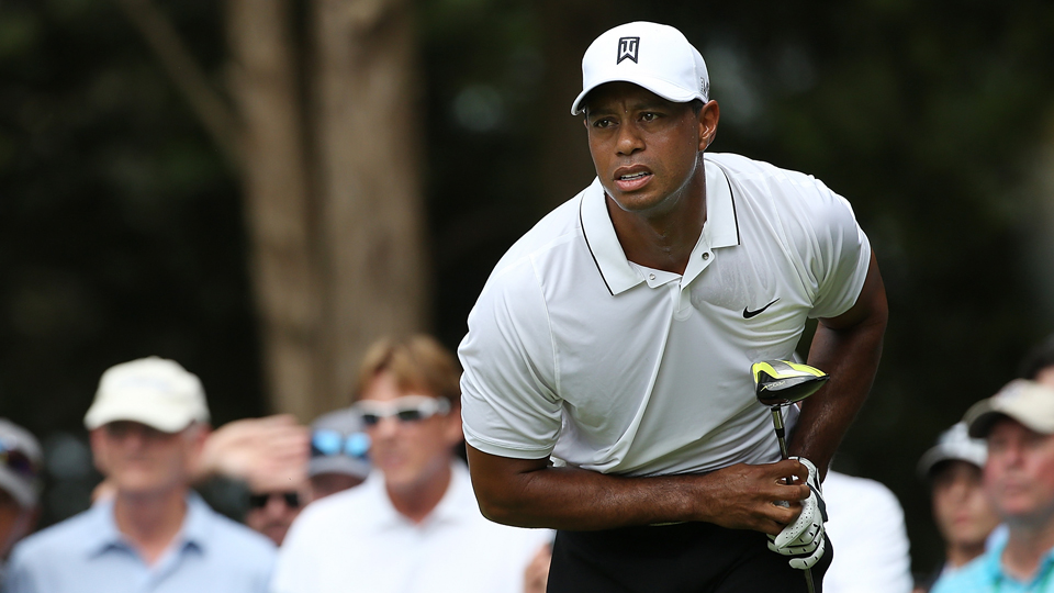 Will Tiger Woods still have Nike clubs in his bag at the Safeway Open?