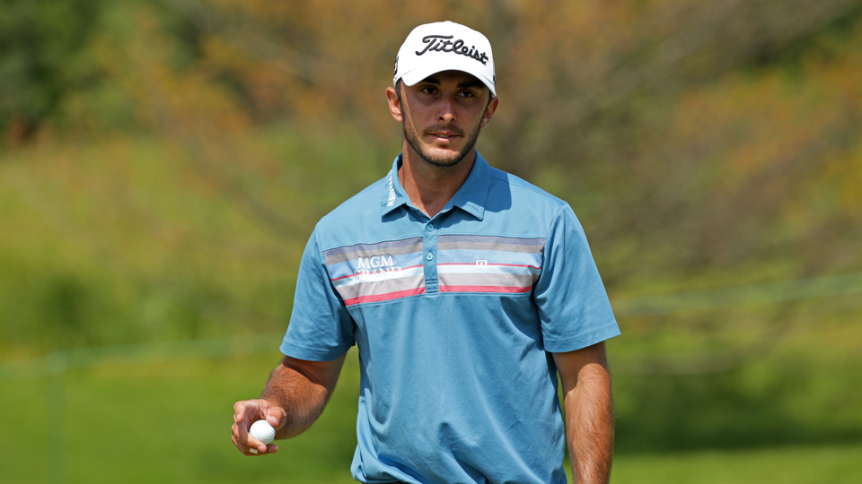 Max Homa was the first alternate to be added to the Safeway Open field when Tiger Woods announced his withdrawal.