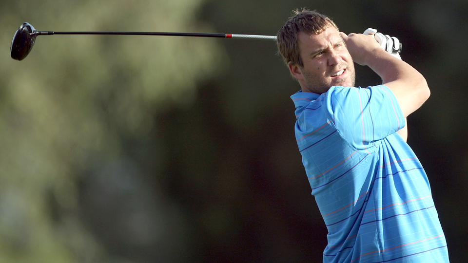 According to Donald Trump, Ben Roethlisberger has some power behind his golf swing.