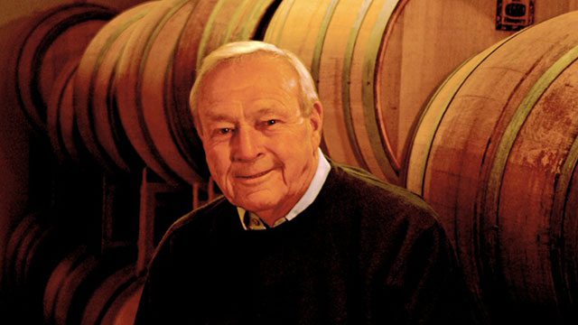 Luna Vineyards still produces Arnold Palmer's wines.