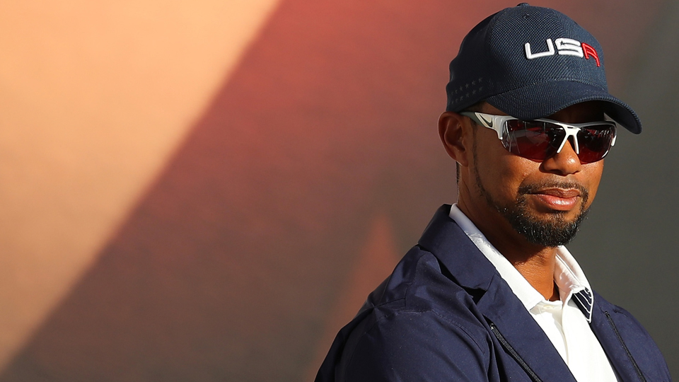 Tiger Woods unveiled his new brand, TGR, last week.
