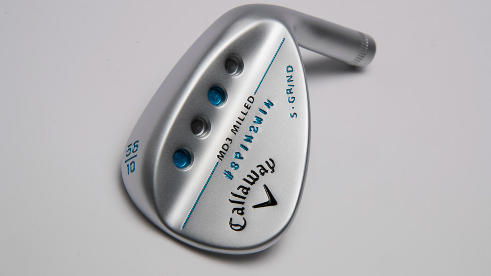 Another example of a Callaway Customs wedge.