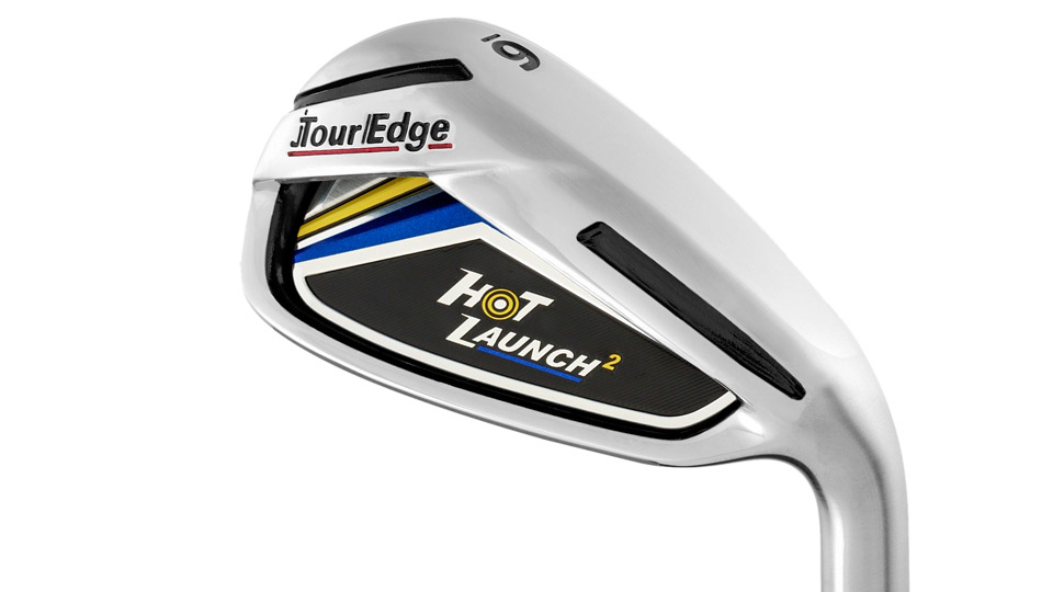 Tour Edge Hot Launch 2 iron.