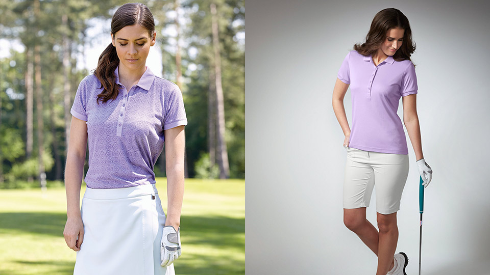 Ping Vivian Polo with Domenique Skort and Sumner Polo with Alana Short