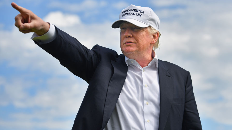 Donald Trump's golf portfolio includes 17 courses around the world.