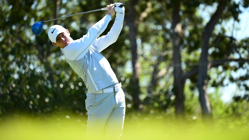 Rory McIlroy has won a WGC event two straight years, and he will try to make it three this weekend.
