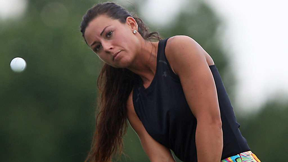 Ghilzon is currently a member of the Symetra Tour, which she joined in 2012.