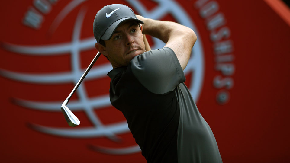 McIlroy doesn't have much of an off-season.