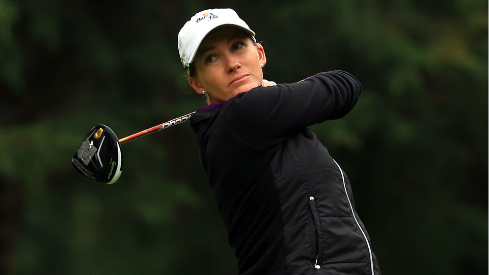 LPGA veteran Sarah Jane Smith is looking for her first Tour win.