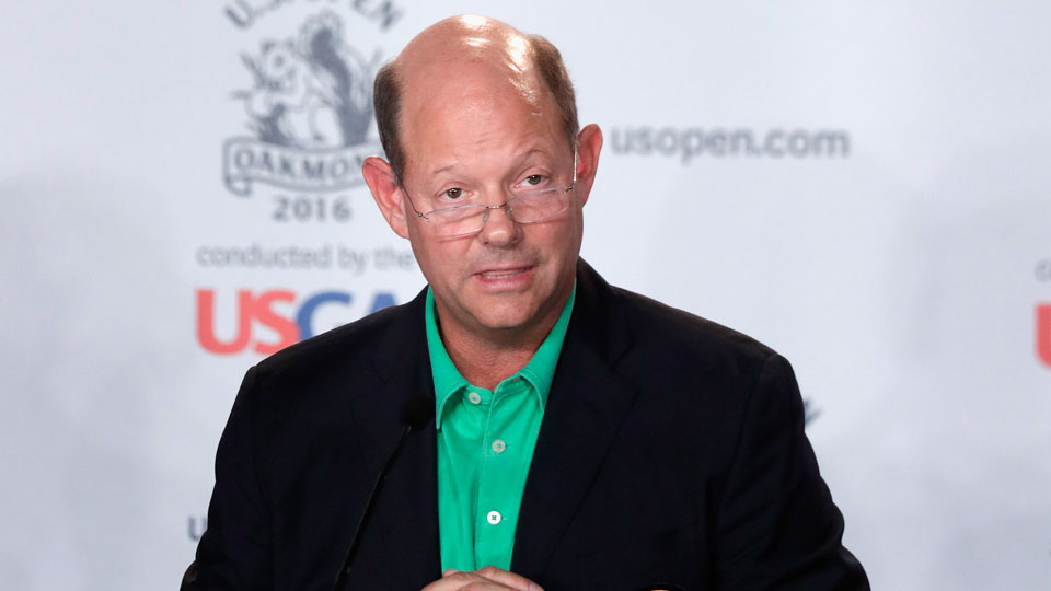 Mike Davis has been the executive director of the USGA since 2011.