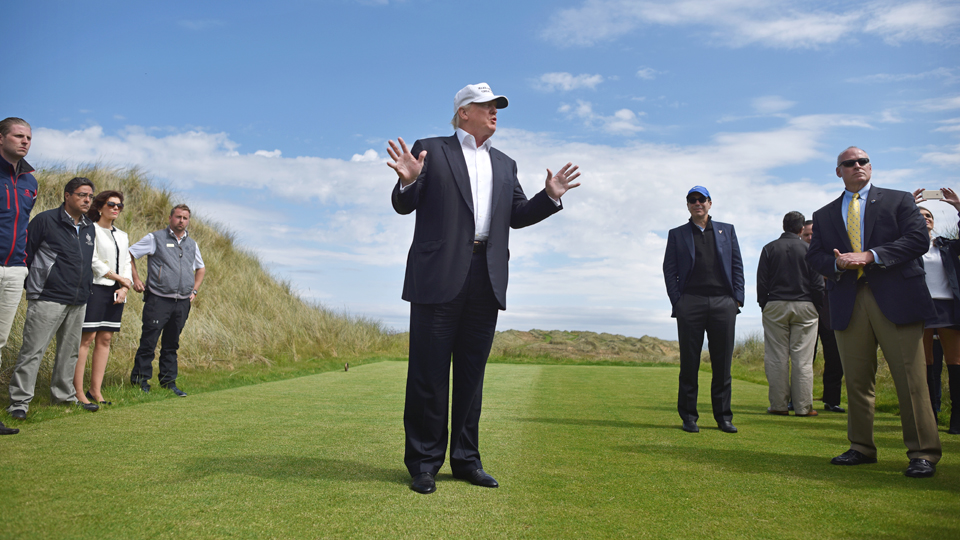 Will the golf landscape change with Donald Trump as president?