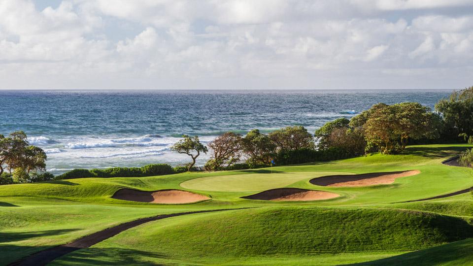 Wailua Golf Course.