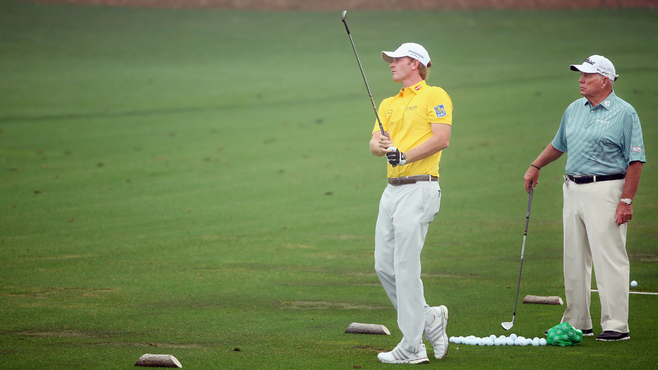 Brandt Snedeker and swing coach Butch Harmon are parting ways after more than two years together.
