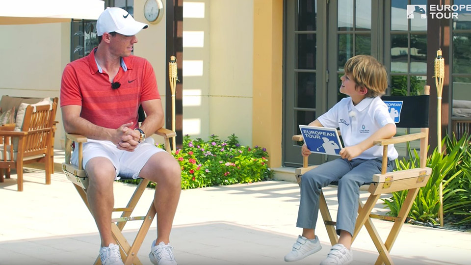 "Rory McIlroy: ""Honestly, Billy, I've stopped following women's tennis."""