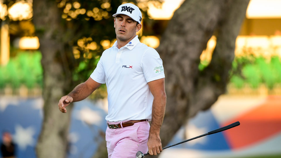 Billy Horschel came up just short at The RSM Classic this weekend.