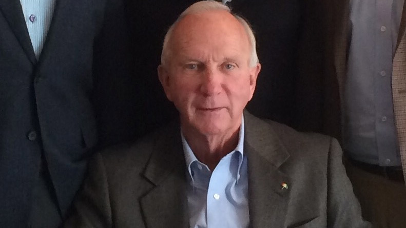 """Milfred Jerome """"Jerry"""" Palmer Jr. (Photo courtesy of the Hartman-Graziano Funeral Home.)"""