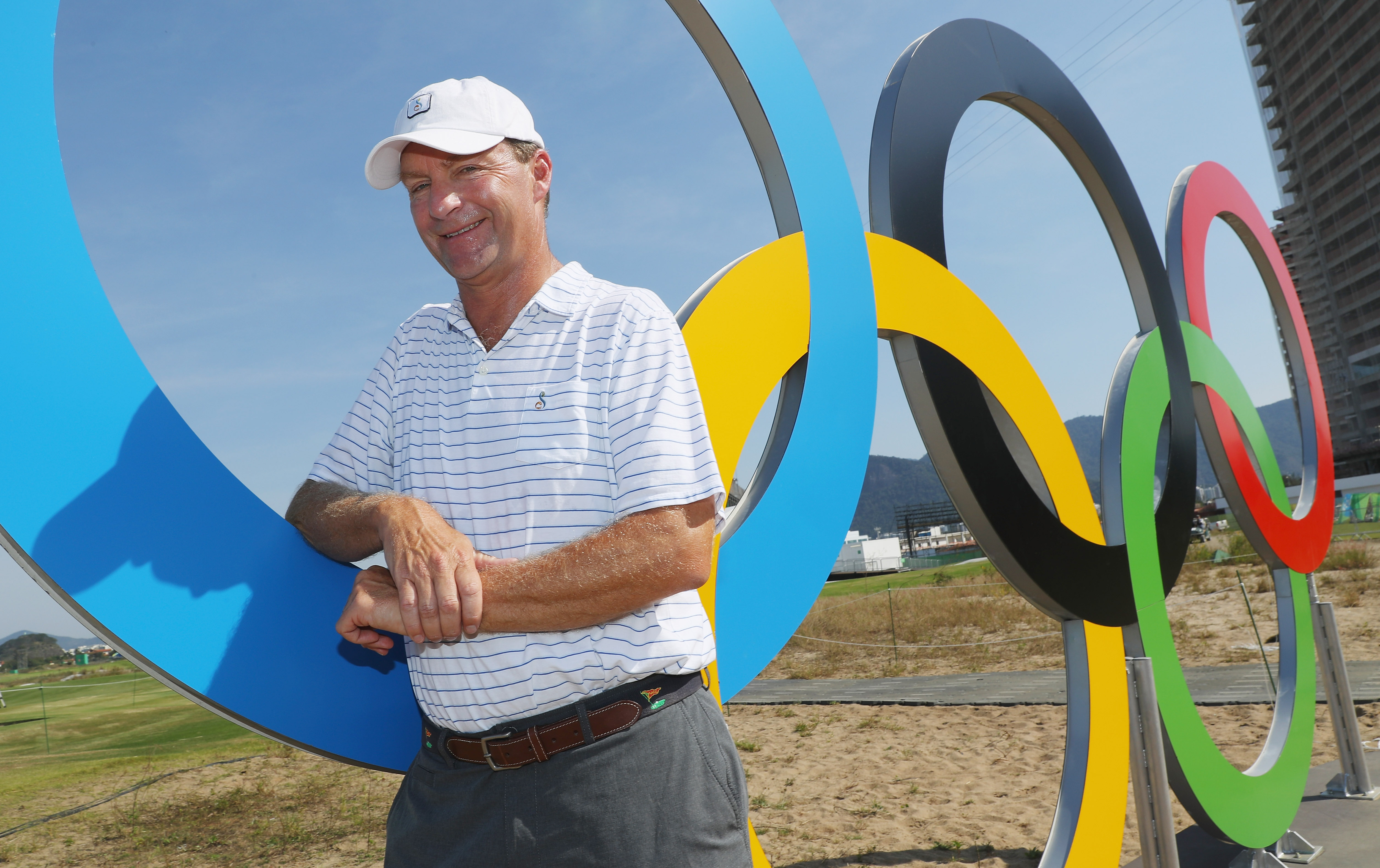 Gil Hanse earned the bid to design the Olympic Golf Course in Brazil over the likes of Jack Nicklaus, Gary Player and Greg Norman.