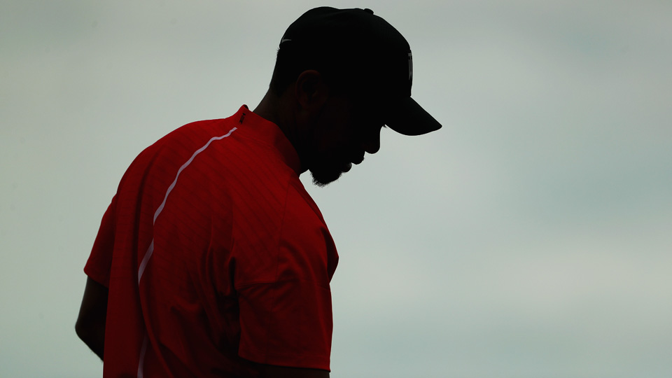 Tiger Woods flashed the Tiger of old during spurts of the Hero World Challenge.