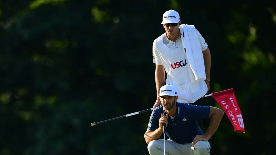 """""""Chambers Bay made DJ more hungry,"""" says Austin, 29, """"and might have helped at Oakmont."""""""