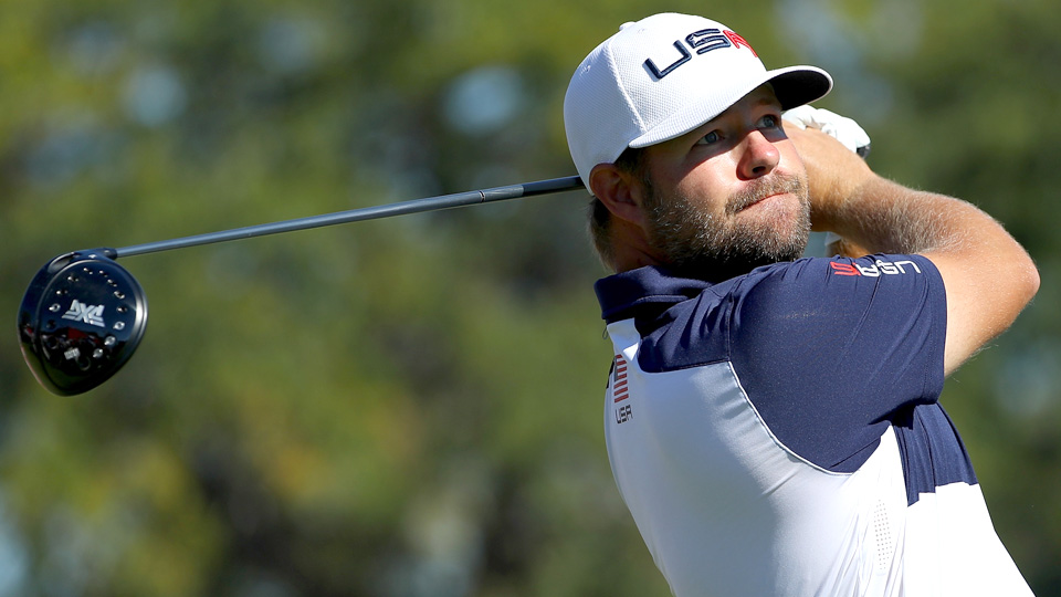 Ryan Moore was the final captain's pick for the Americans at Hazeltine.