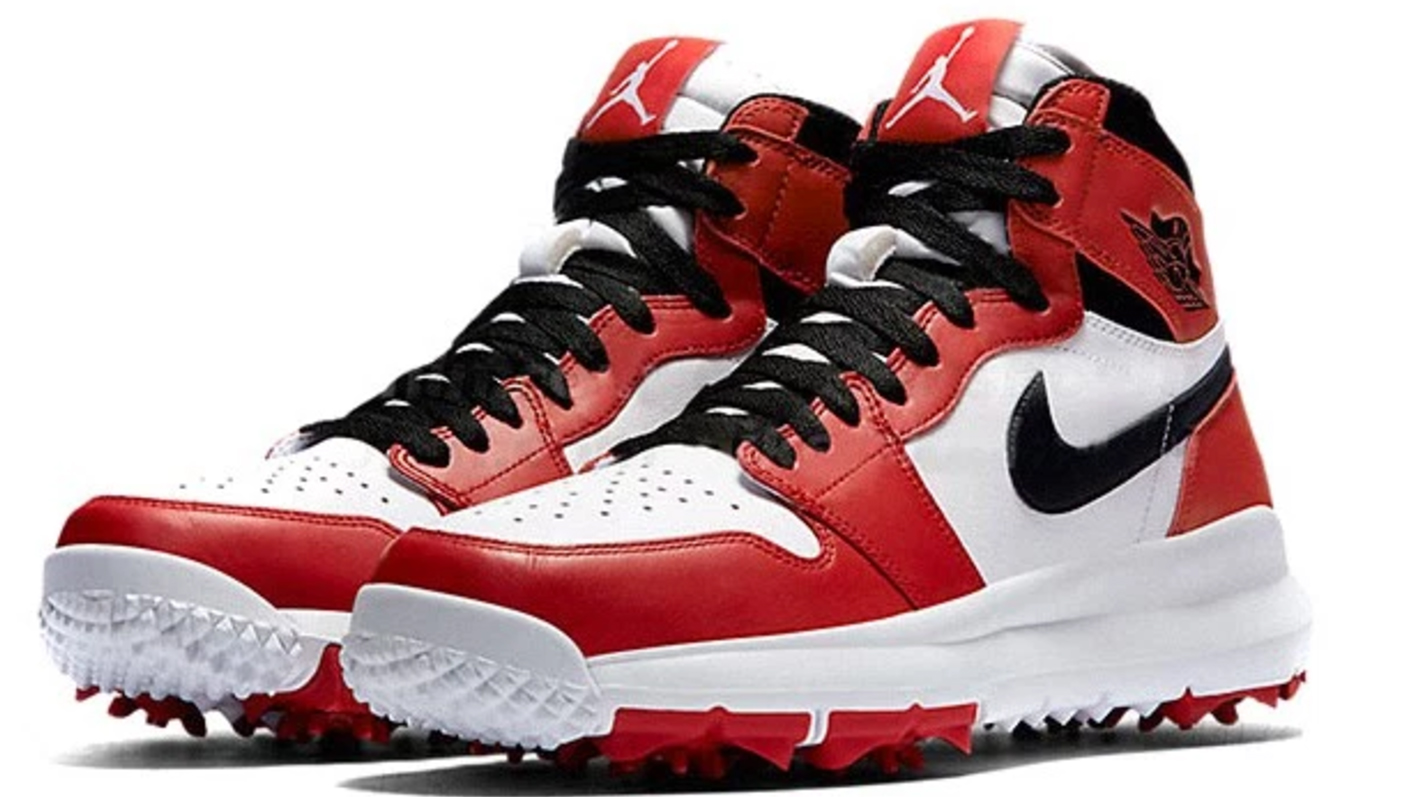 Running Shoes Fire Red