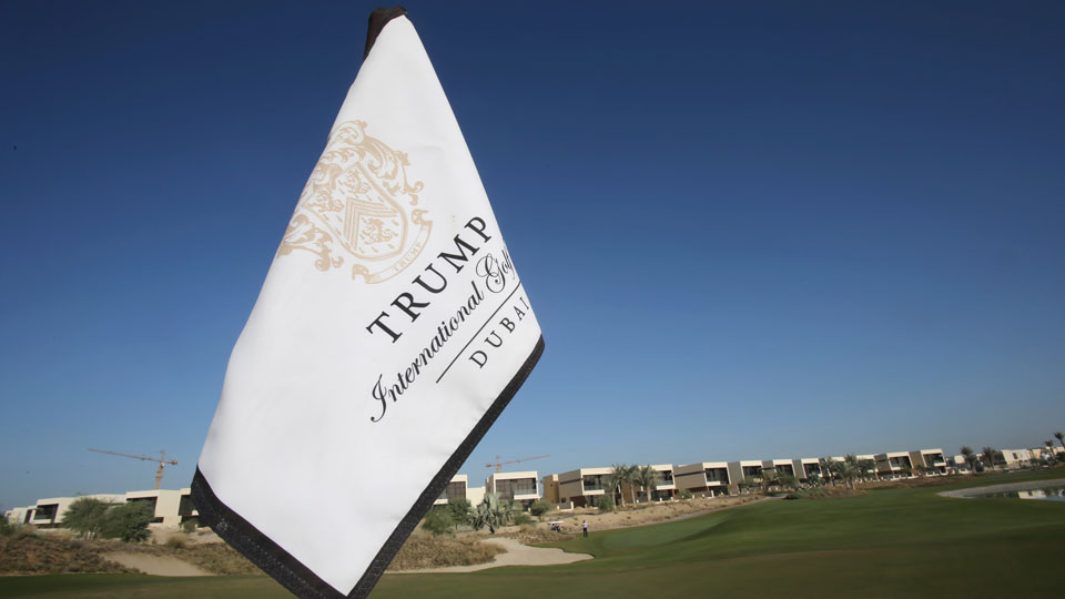 Trump World Golf Club Dubai is scheduled to open in early 2017.