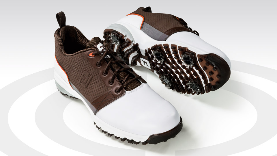 FootJoy's new CountourFIT golf shoe.