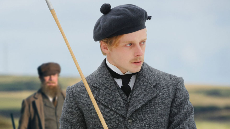 Jack Lowden will star as Young Tom Morris in the upcoming 'Tommy's Honour.'