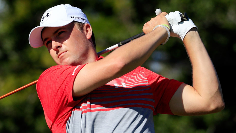 Jordan Spieth fired a final-round 65 in Kapalua to finish third last week.